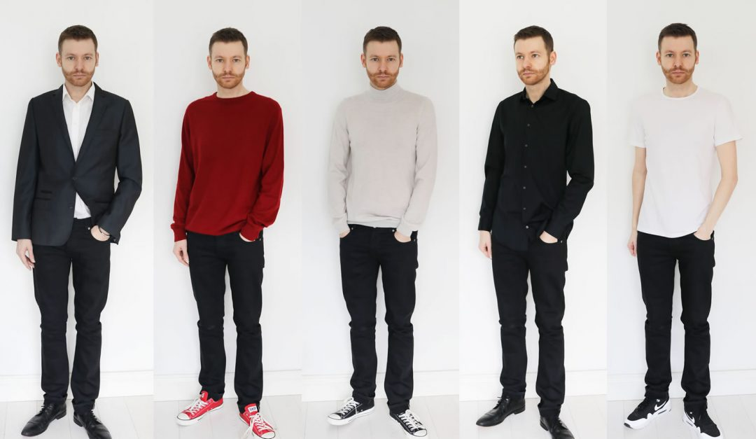 2e6bd919aa82 What To Wear With Black Jeans - How To Style Black Denim