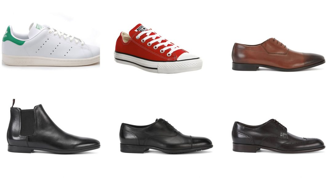 Shoes To Wear With Black Jeans