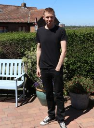 Black T Shirt Black Jeans Outfit Style