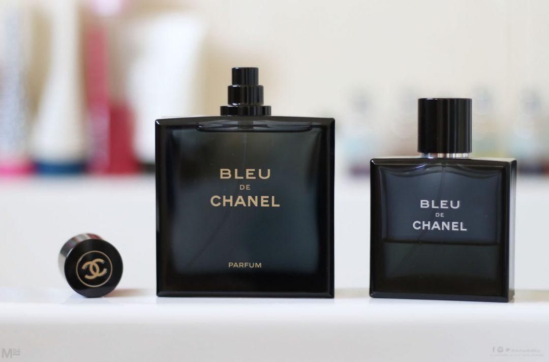 Bleu De Chanel Parfum vs Eau De Toilette
