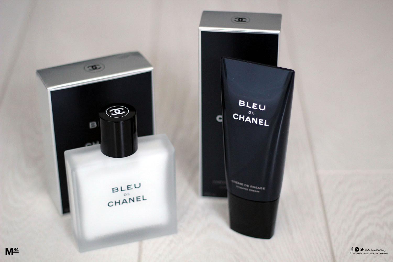 Chanel bleu de bleu