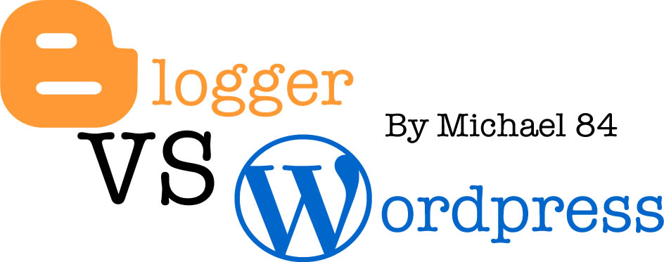 Blogger vs WordPress.com vs WordPress.org