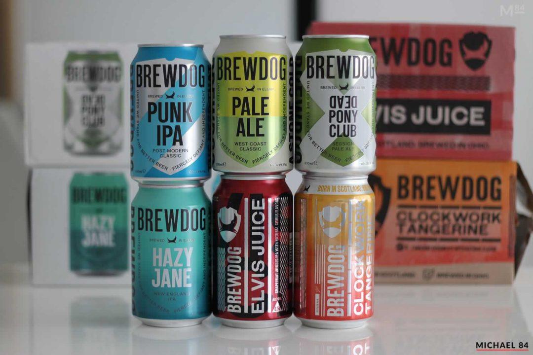Brewdog Headliners Bundle Review