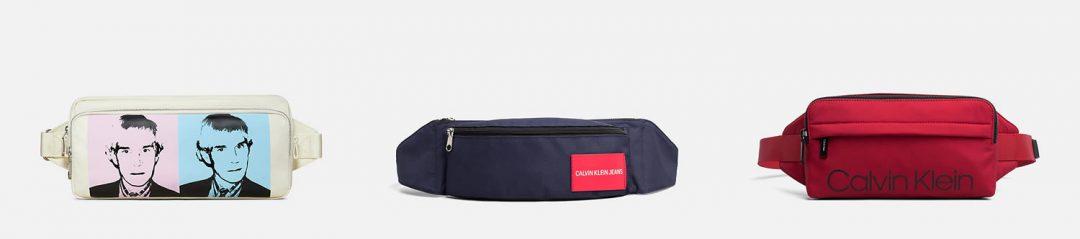 Calvin Klein Bum Bags For 2018