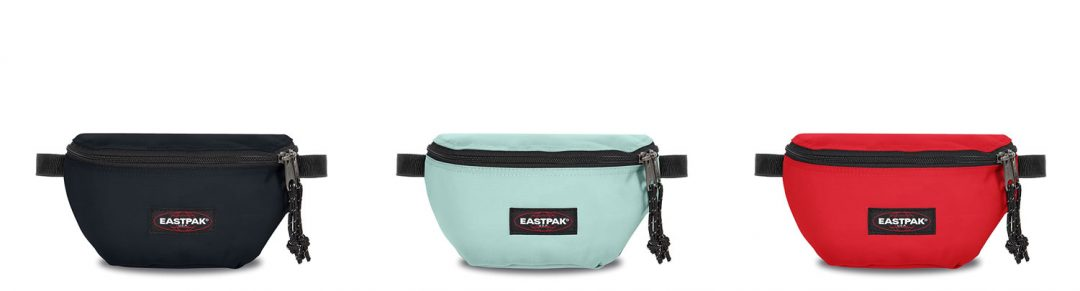 Eastpak bumbags for 2018