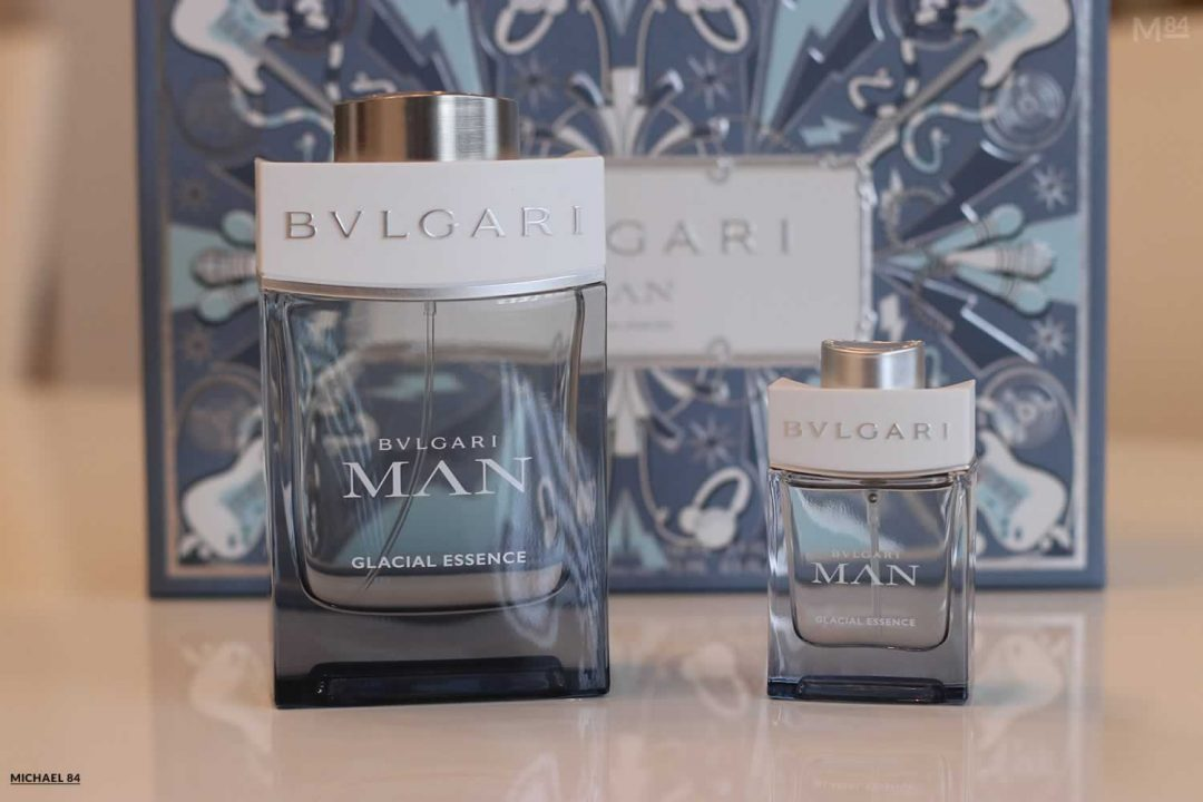 Bvlgari MAN Glacial Essence Review