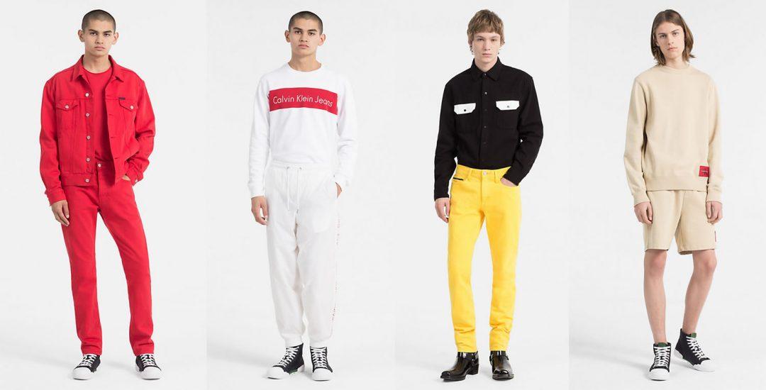Calvin Klein True Colours Collection 2018