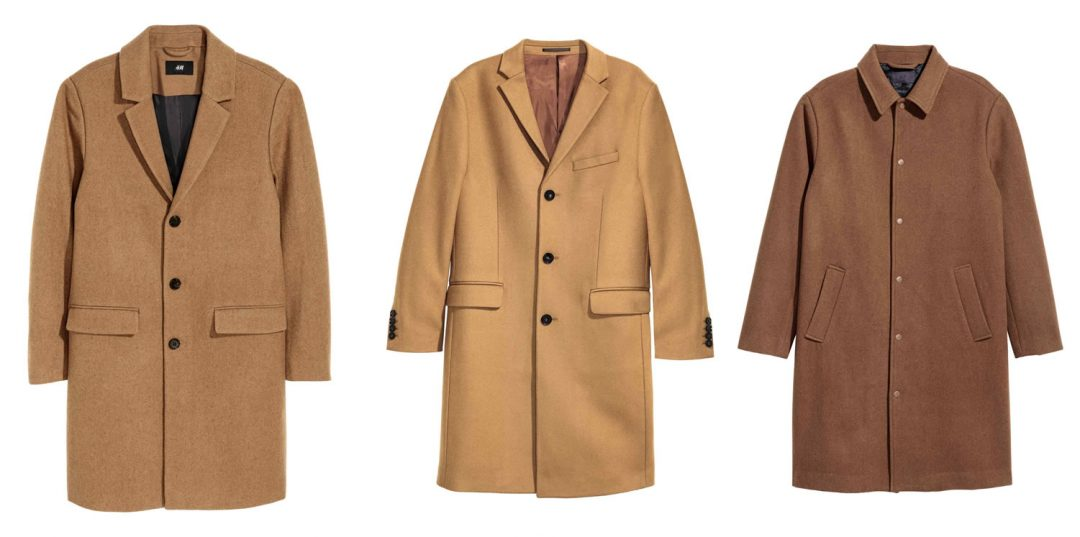 Overcoats From H&M