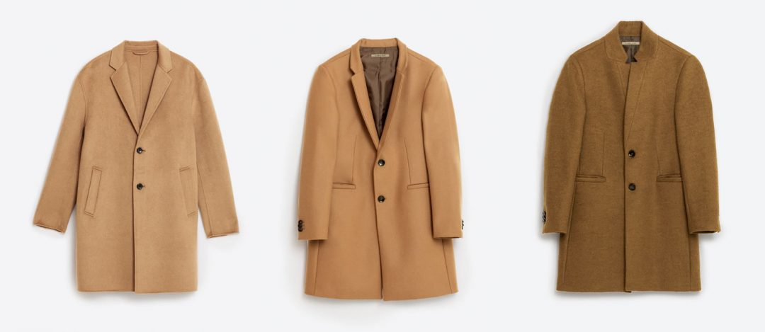 Overcoats From Zara