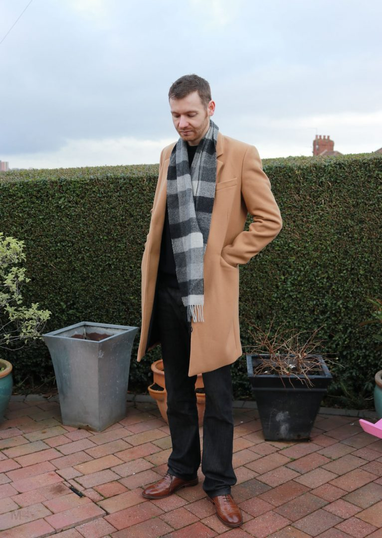 Doing The Camel Overcoat Trend