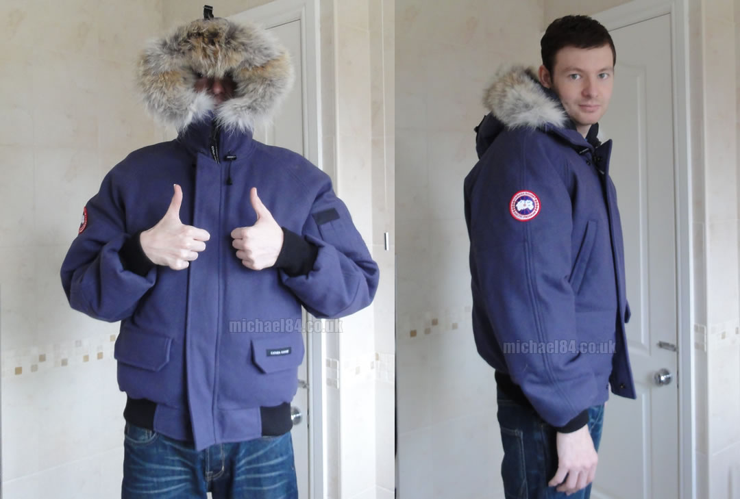 canada goose jacket comparison