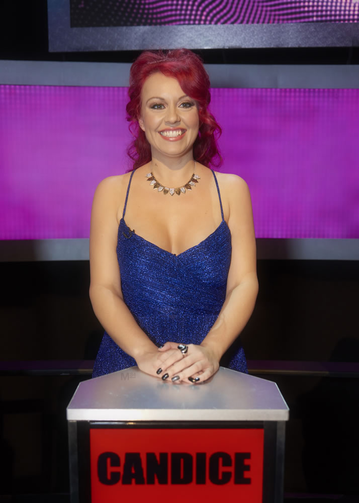 Candice Take Me Out Series 9 - 2017 Photo