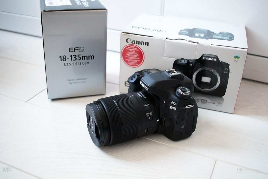 Canon 80D Review With 18-135mm USM Lens