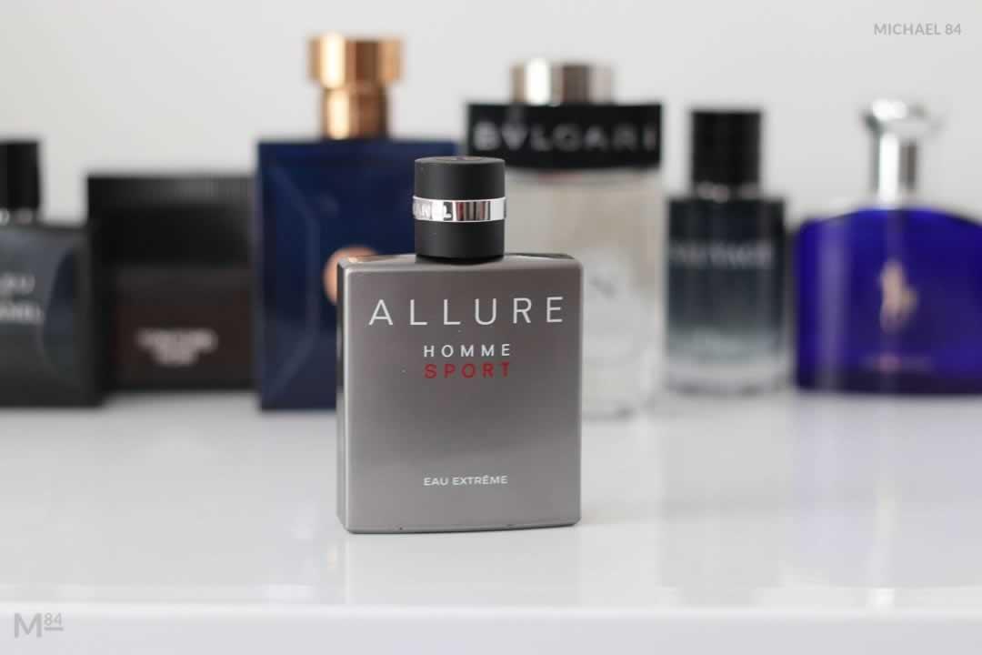 Chanel Allure Homme Sport Eau Extreme Fragrance