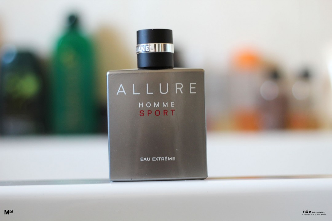 Chanel Allure Homme Sport Extreme Fragrance For Valentines Day