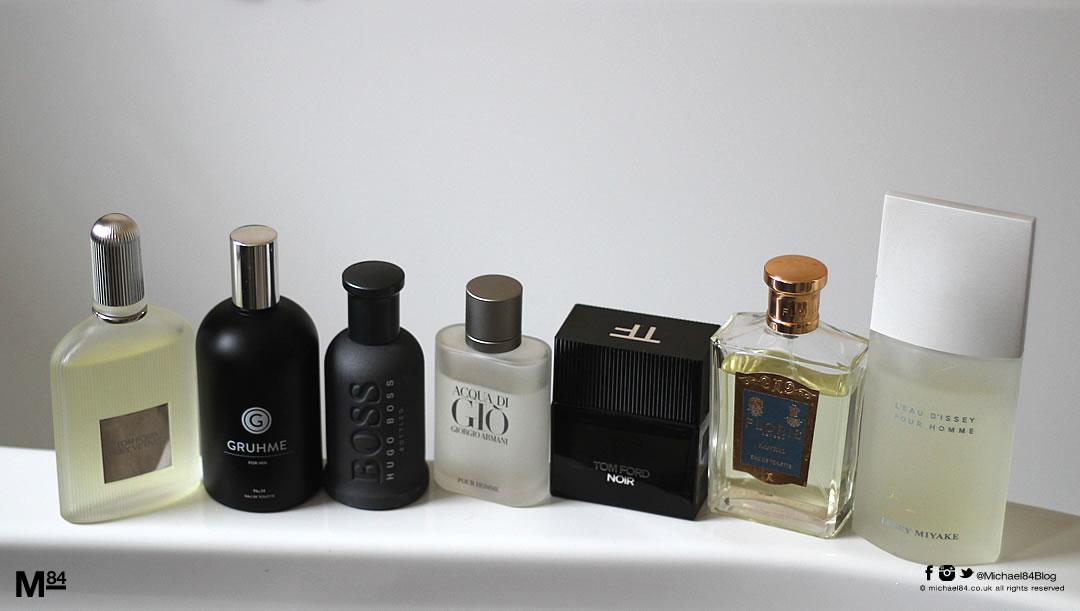 Top Men's Fragrances For Christmas 2015
