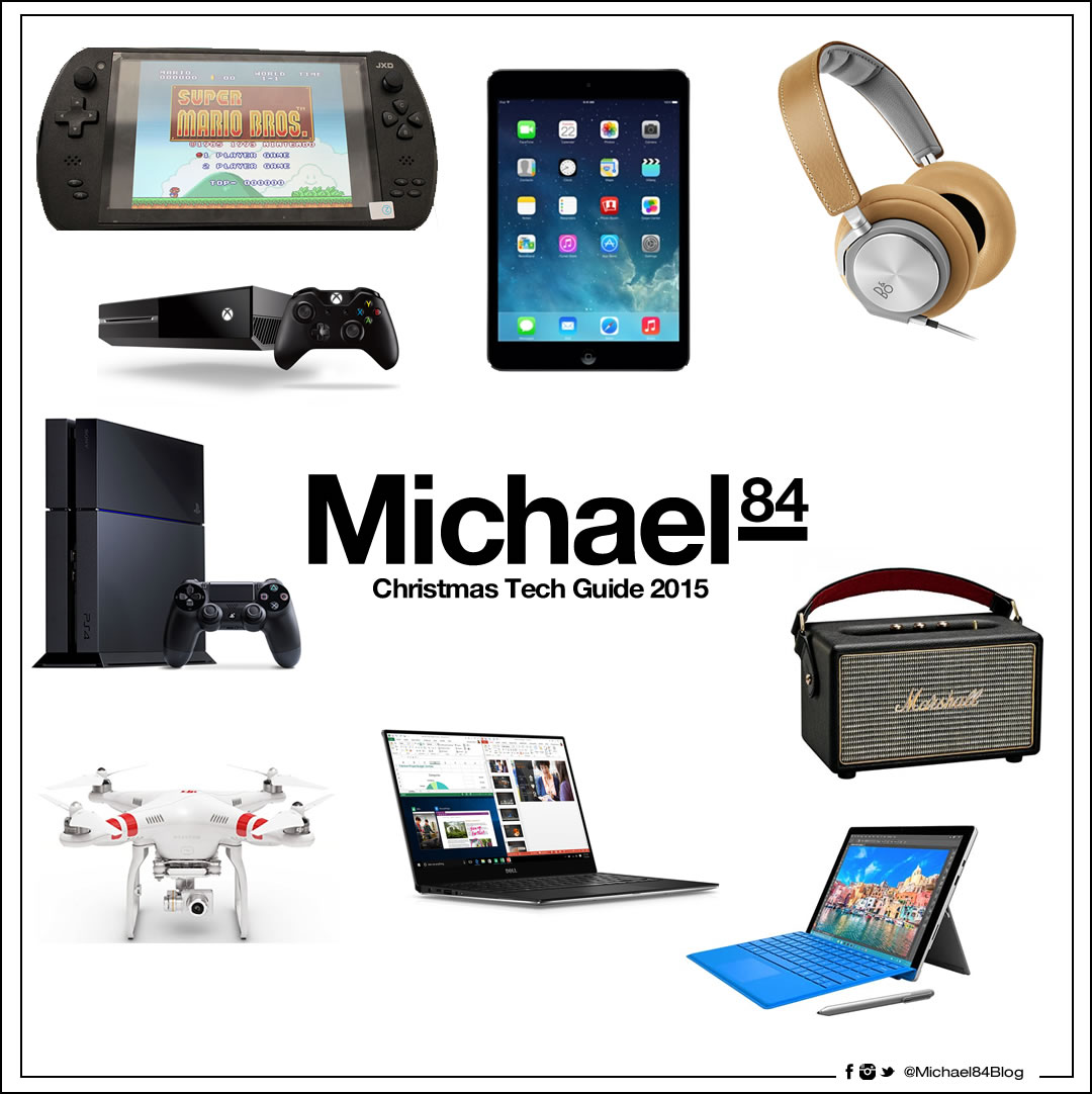 christmas gift guide 2015 mens tech