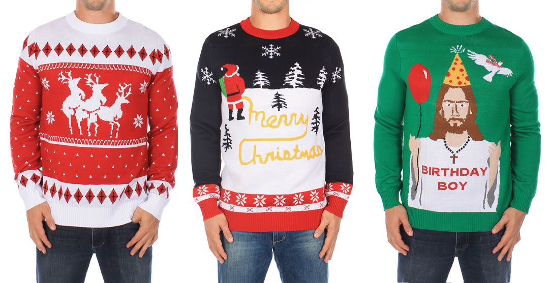 3 days ago· The Best Christmas Jumpers To Buy This Festive Season 'Tis the season to be jolly (in a jumper) By Team ELLE. 10/10/ From jolly pom poms through to .