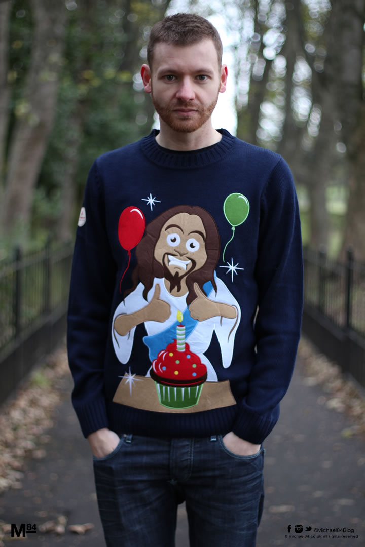 The Best Men's Christmas Jumpers 2015