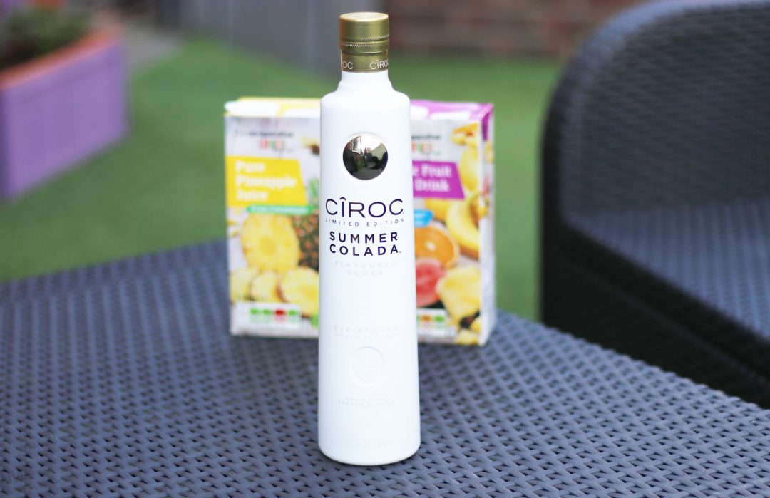Ciroc Summer Colada Cocktail By Michael 84