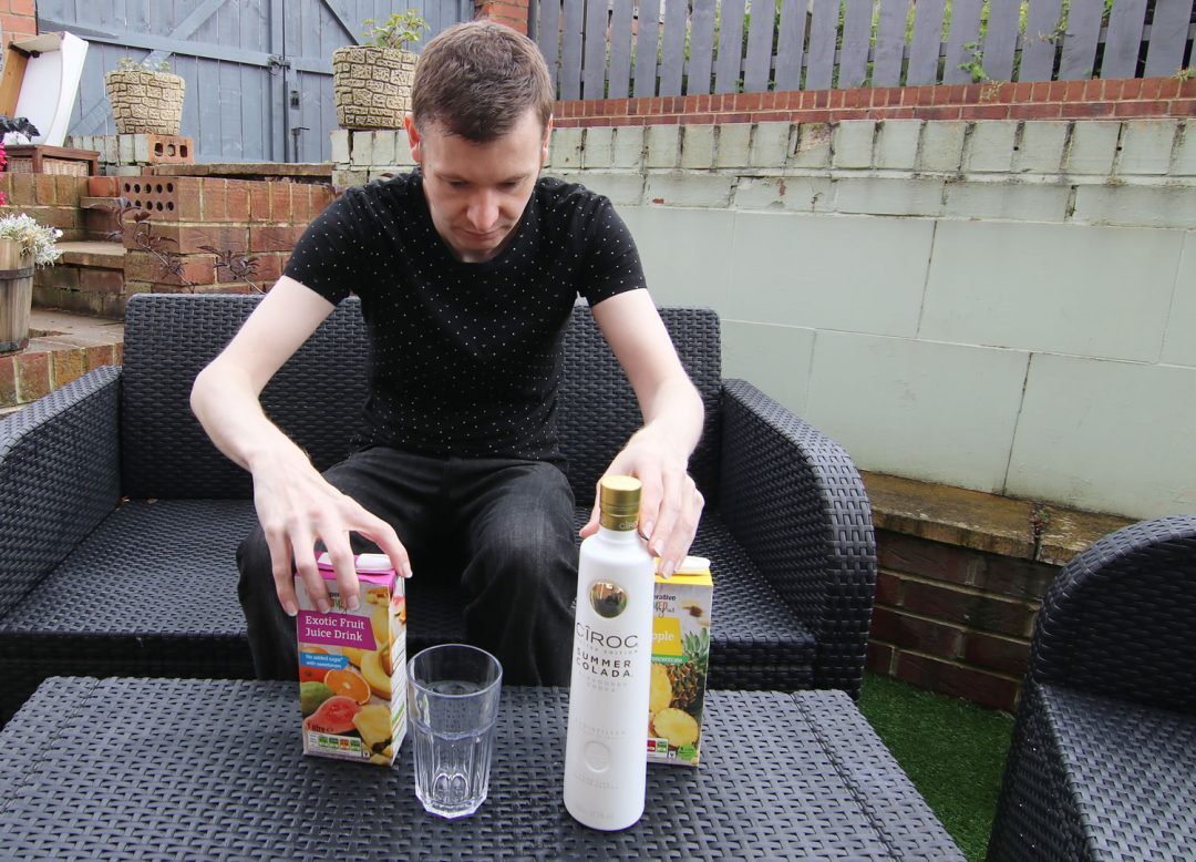 Ciroc Summer Colada Review UK