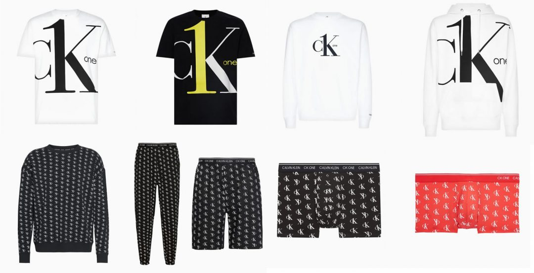 CK One Clothing Collection From Calvin Klein