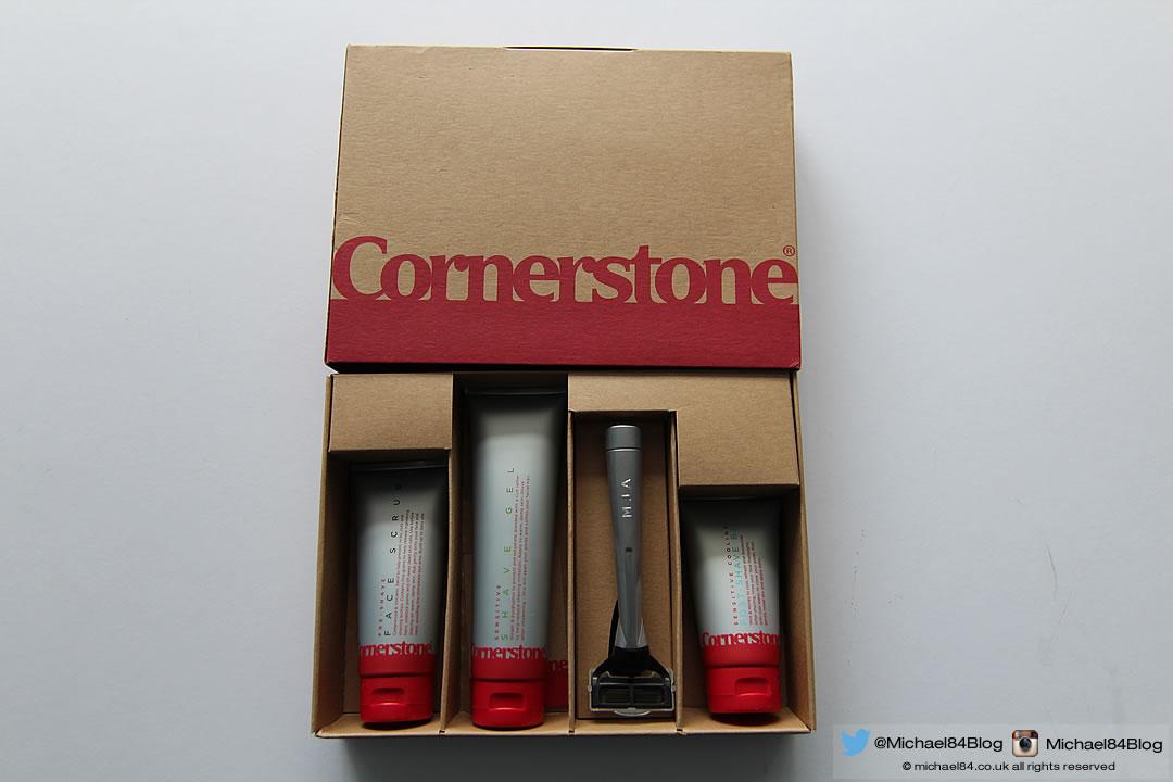 cornerstone shaving review