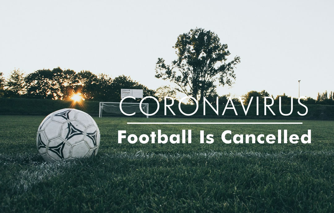 Coronavirus Cancels Football