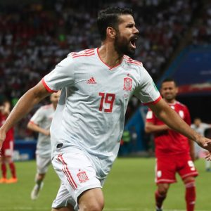 Spain beat Iran 1-0 In The World Cup 20th June 2018