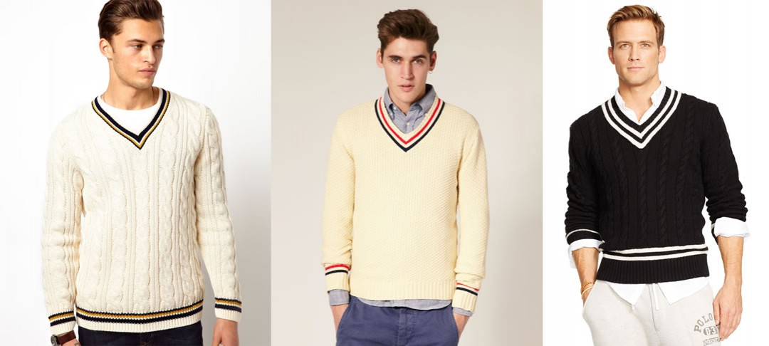 Cool Fashionable Cricket jumpers