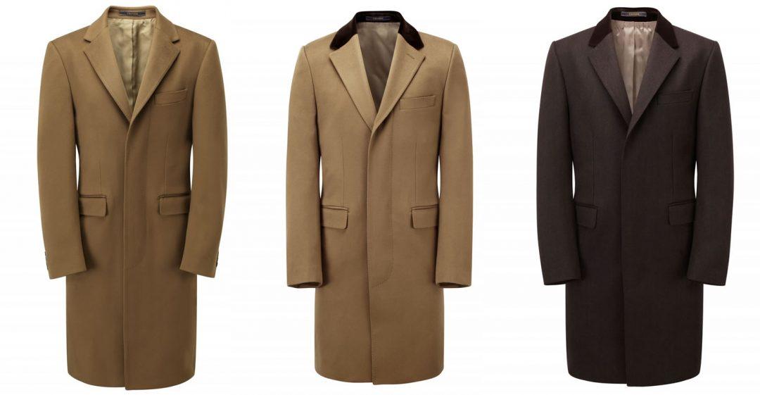 Crombie Overcoats
