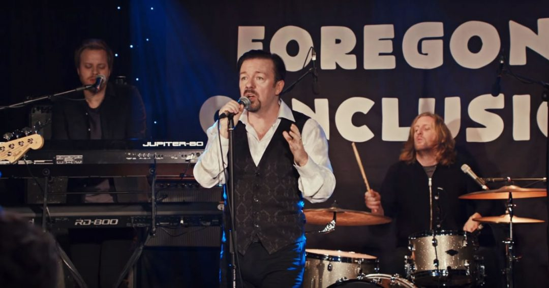 David Brent Life on The Road Blu Ray Review