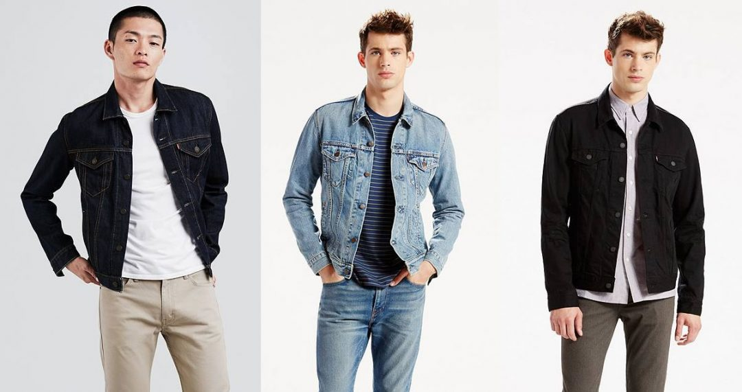 What To Wear With A Denim Jacket Men S Style Guide