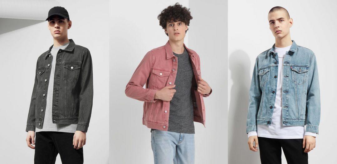 Weekday denim jackets