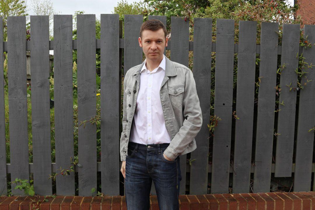 Grey Denim Jacket