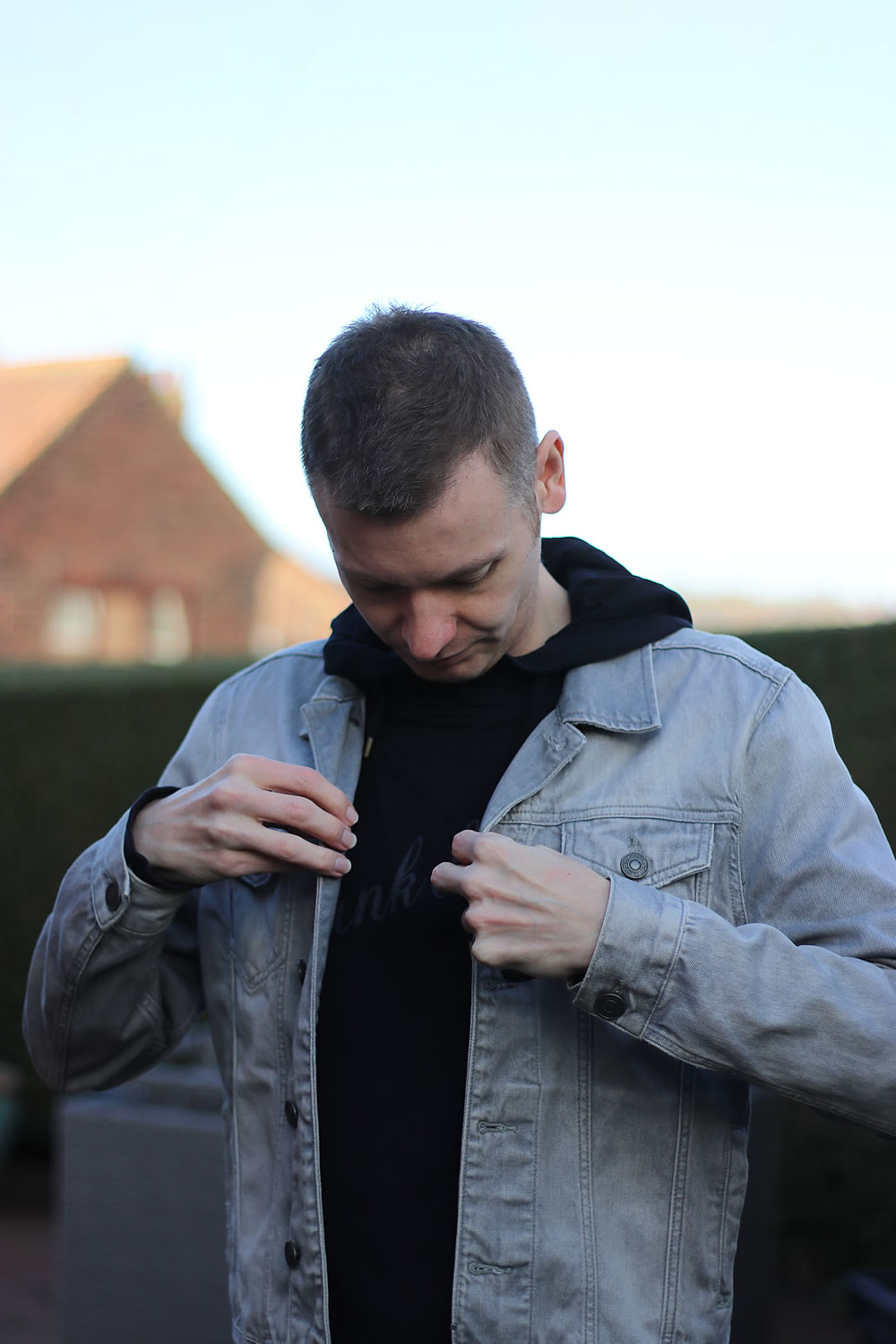How To Style A Denim Jacket In Winter Layering Tips