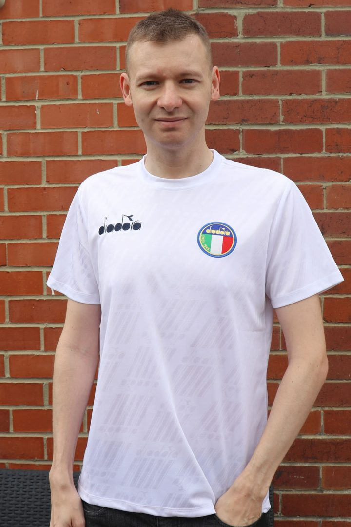 Michael84 Italy RB94 Diadora T Shirt