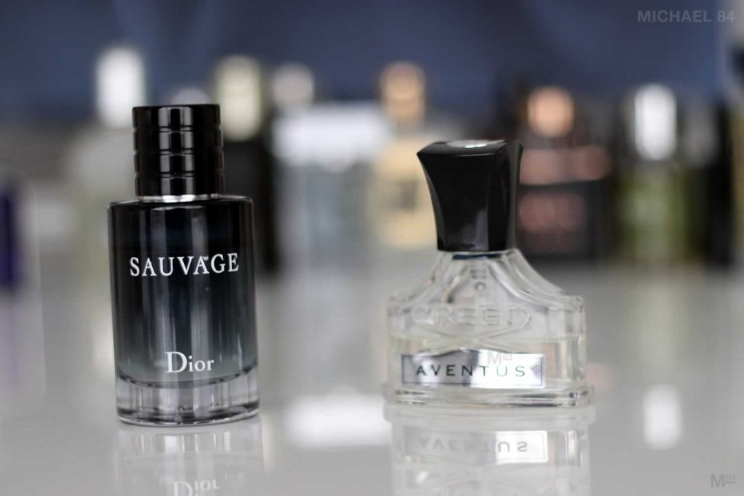 Dior Sauvags vs Creed Aventus - Which Is Better
