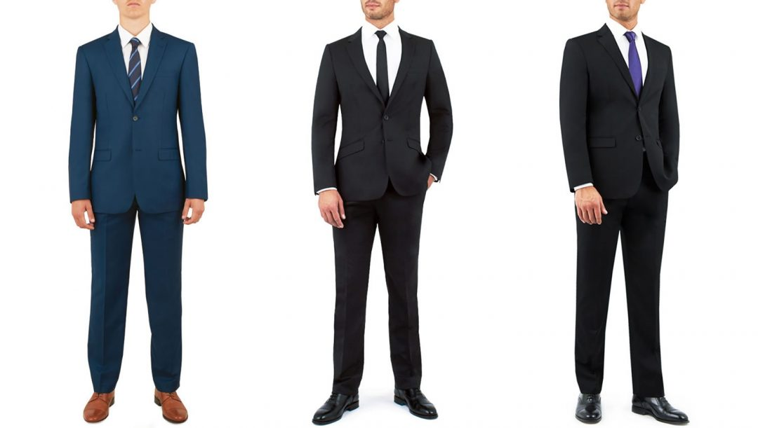 Affordable Suits From Dobell