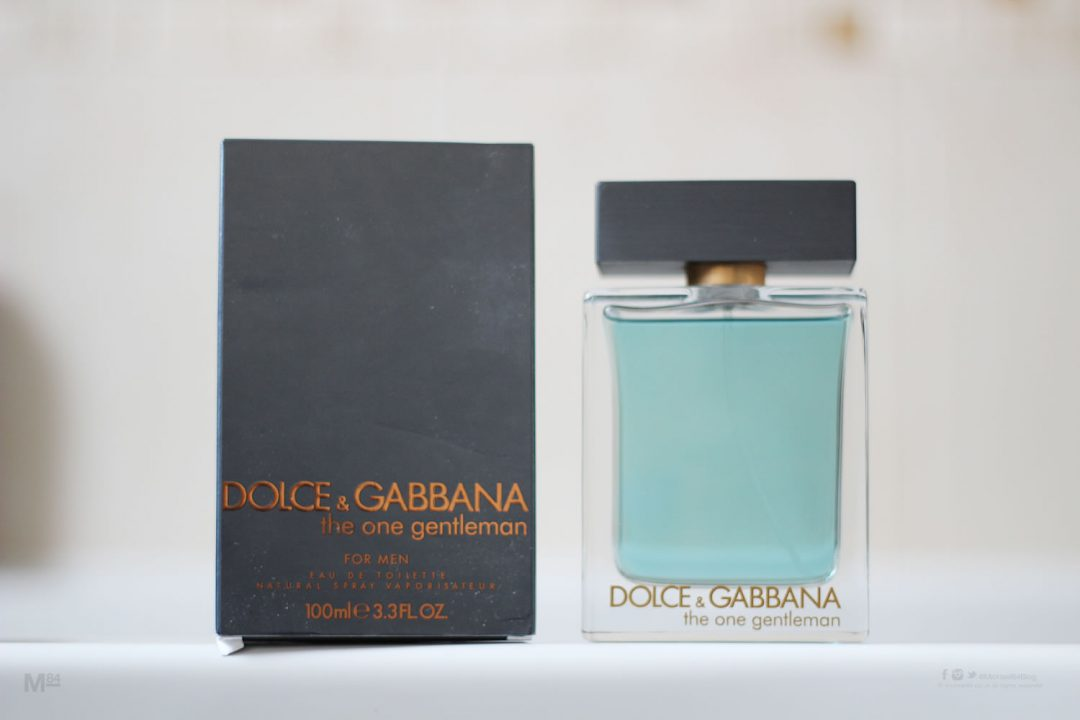 Dolce And Gabbana The One Gentleman Review
