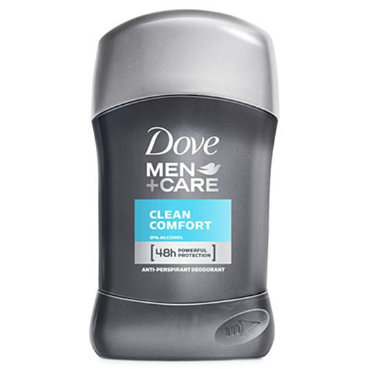 Dove+Men Care Clean Comfort Stick