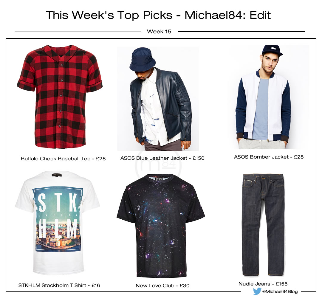 men's fashion picks for 12th april 2014