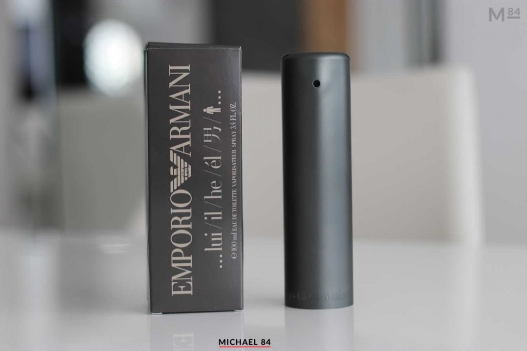 Emporio Armani He Fragrance Review