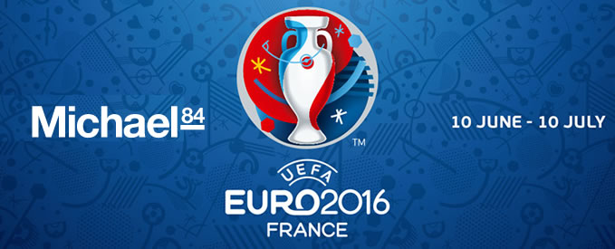 Euro 2016 Blog by Michael 84
