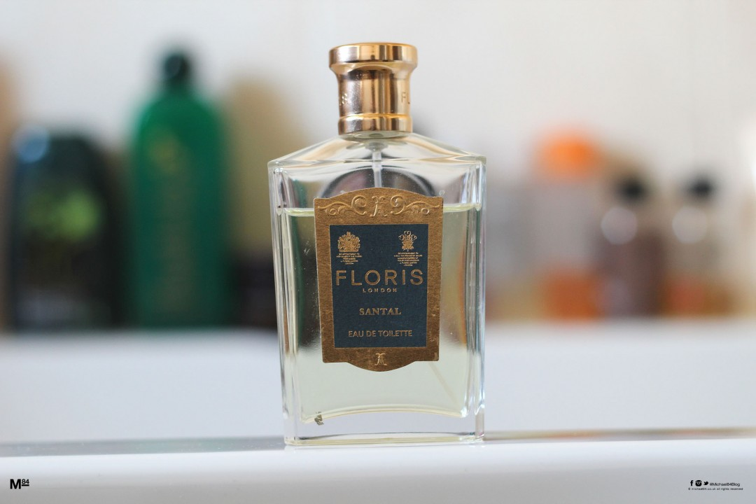Floris Santal Fragrance For Valentines Day