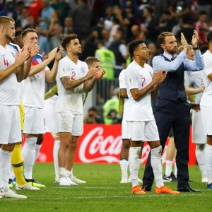 World Cup 2018 - Football Came Home For England