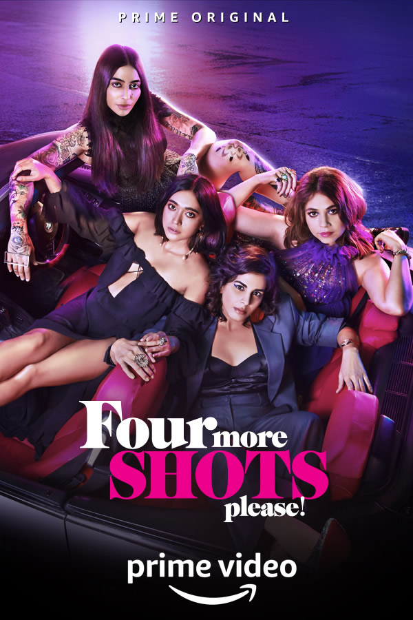 Four More Shots Please! TV Show Review On Amazon Prime
