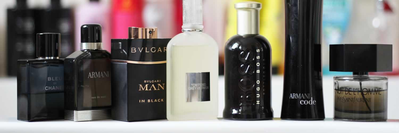 Men's Fragrance Ideas For Autumn