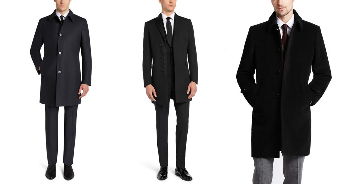 what to wear to a funeral  memorial service men's outfit