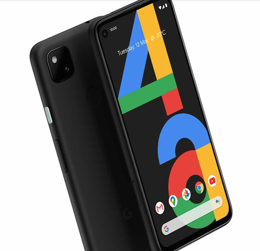 Google Pixel 4A Unveiled